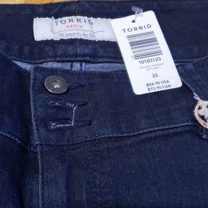 Torrid Jeans - NWT Torrid Jegging Size 22